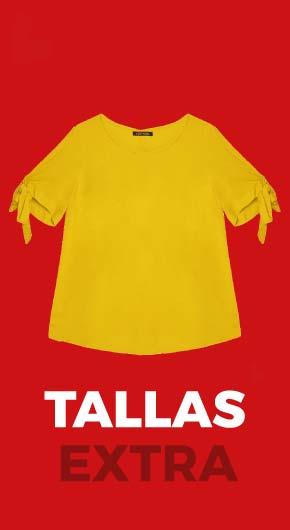 Tallas Extra